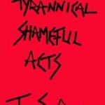TSA Tyrannical Shameful Acts