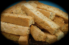 Biscotti by Chie Sonia