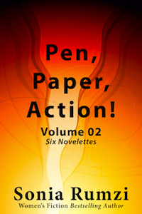 Pen, Paper, Action! - Volume 02 Book Cover