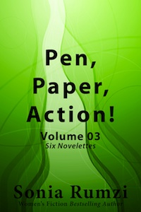 Pen, Paper, Action! - Volume 03 Book Cover