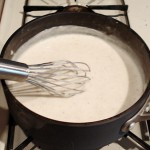 Beshamel Sauce for Chicken Negressco