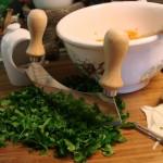 CHF vs a Great Diuretic Salad