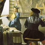 Art_Painting - Jan Johannes Vermeer