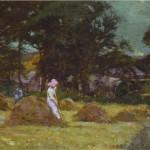 Haymaking, Elizabeth Adela Stanhope Forbes