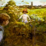 Hide_And_Seek, Elizabeth Adela Stanhope Forbes
