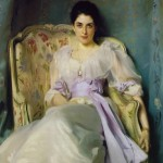 Lady Agnew of Lochnaw-John singer Sargent