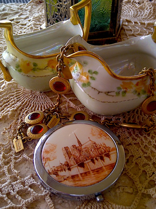 Limoges creamer and milk pots.jpg
