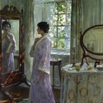 Looking Glass, Elizabeth Adela Stanhope Forbes