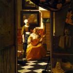 Love Letter-Jan Johannes Vermeer