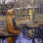 Medieval Woodland, Elizabeth Adela Stanhope Forbes