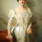Mrs. Asher B. Wertheimer-John singer Sargent