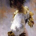 Rosina-John Singer Sargent