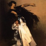 Spanish Dancer- John Singer Sargent