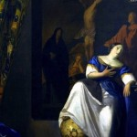 The Allegory of Faith-Jan Johannes Vermeer