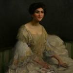 The Bride, Elizabeth Adela Stanhope Forbes