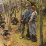 The Edge_of_the_Woods, Elizabeth Adela Stanhope Forbes