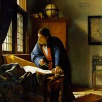 The Geographer-Jan Johannes Vermeer