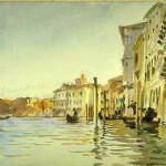 The Grand Canal-John singer Sargent