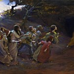 The Pied Piper, Elizabeth Adela Stanhope Forbes