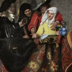 The Procuress- Jan Johannes Vermeer