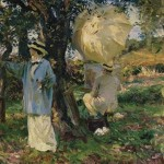 The Sketchers-John singer Sargent