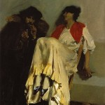 The Sulphur Match-John singer Sargent