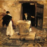 Water Carriers-John singer Sargent