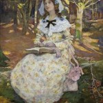 The-Open-Book, Elizabeth Adela Stanhope Forbes