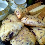 Tuesday Mornings: Scones and Biscotti Always Better with Friends