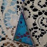 My New Brain Storm Jewelry Stained Glass